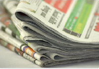FrontPage headlines all captured in the newspapers