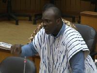 Isaac Asiamah - Atwima Mponua MP