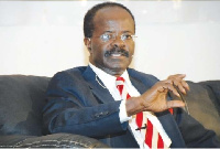 Dr Papa Kwesi Nduom, National Committee Chairman of PPP