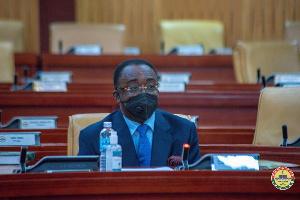 Dr Afriyie Akoto Parliament202112121