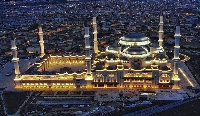 The supposed National Mosque of Ghana Complex. Source: Facebook