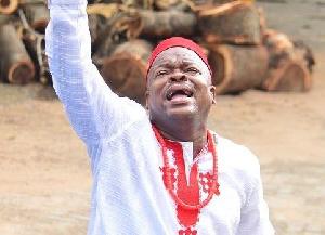 Kwame Dzokoto Shocked
