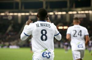 Black Stars striker,Majeed Waris