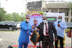 Council Of State Member Richard Atikpo honoured