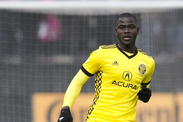 Jonathan Mensah lists attackers he hates the most