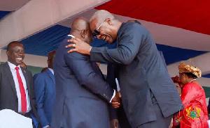 Mahama And Akufo Addo Head2head