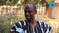 Johnson Aseidu Nketia, General Secretary of the National Democratic Congress