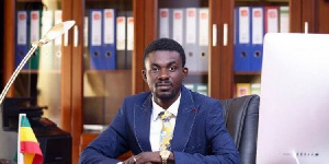 Nana Appiah Mensah, CEO of Menzgold Gold Dealership