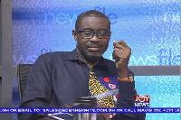 Lawyer Ace Kojo Anan Ankomah