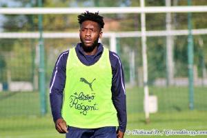 Ghanaian defender Enock Kwateng