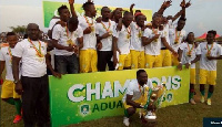 Aduana Stars are reigning Ghana Premier League champions