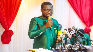 CEO of Asante Kotoko, Nana Yaw Amponsah