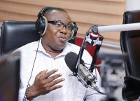 Newly-elected National Chairman of the National Democratic Congress (NDC), Mr Samuel Ofosu-Ampofo