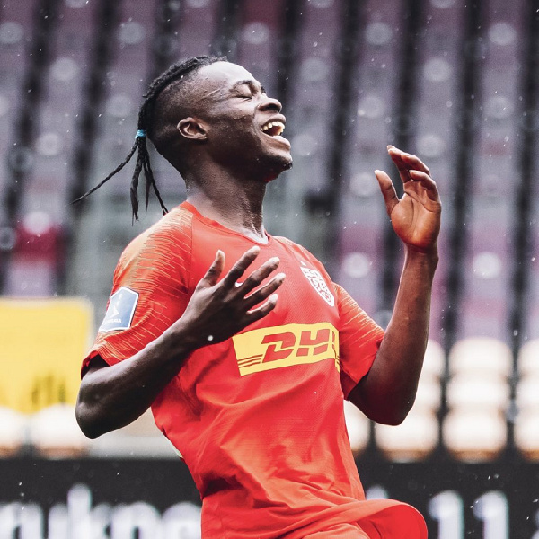 Kamaldeen Sulemana hits brace in FC Nordsjælland trouncing of Lyngby BK