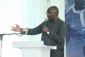 Bawumia Ghana Season Launch