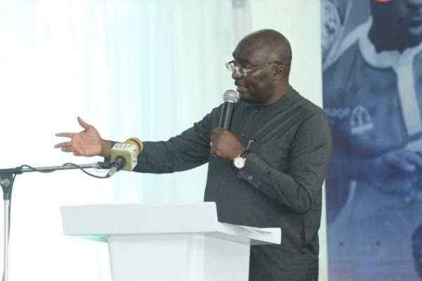 Double-Track will end soon – Bawumia