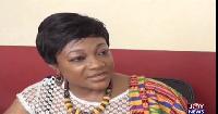 Gender, Children and Child Protection Minister, Otiko Afisa Djaba