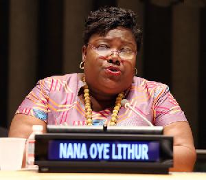 Oye Lithur Nana Panel