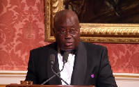 President Akufo-Addo was speaking at the 27th Africa Peace Leadership Awards in the USA