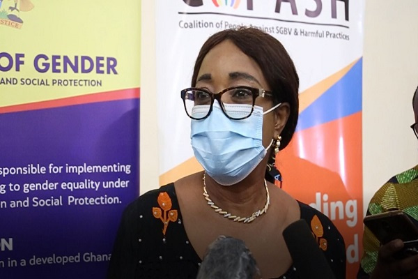 No more witch camps – Gender Minister declares