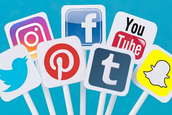 The pastor said social media was an excellent place for the preaching of the Gospel