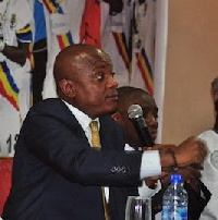 Board Chairman of the club Togbe Afede XIV