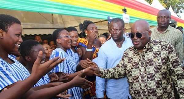 Free SHS will bring back spirit of selflessness and sacrifice - Fred Ameyaw