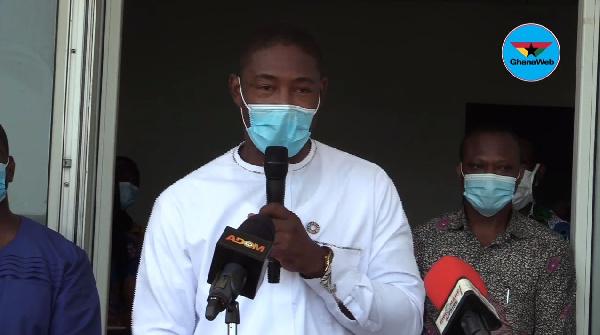 Coronavirus: Okoe Boye denies saying schools with 15% positive rate will be closed