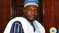 MCE for  Awutu Senya East, Michael Mensah