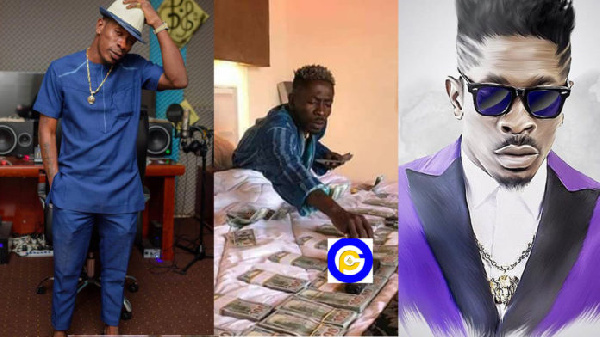 Shatta Wale promises to dash GHC 1000 to an Uber driver for hyping his brand in Nigeria