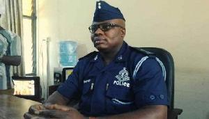 Godwin Ahianyo Ashanti Regional Police