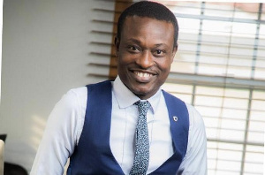 Kissi Agyebeng has been nominated for Ghana