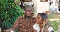 Kwaku Appiah (Left), Kumasi-based NDC serial caller
