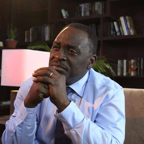 David Ampofo, Chief Executive Officer of the Ghana Upstream Petroleum Chamber