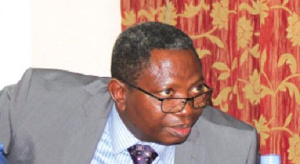 Director-General of the Ghana AIDS Commission, Kyeremeh Atuahene