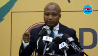 Samuel Okudzeto Ablakwa, North Tongu MP