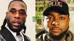 Davido and Burna Boy are top rivals in the Nigerian entertainment industry