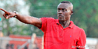 Michael Osei was dismissed by the club's management on Monday