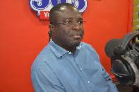 Eugene Boakye Antwi, MP for Subin