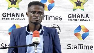 Coach Ignatius Osei Fosu