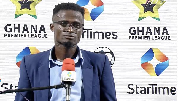 Techiman Eleven Wonders coach, Ignatius Osei-Fosu