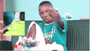 Patapaa not poisoned; father speaks on viral video