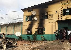 Prisoners Flee In Nigeria