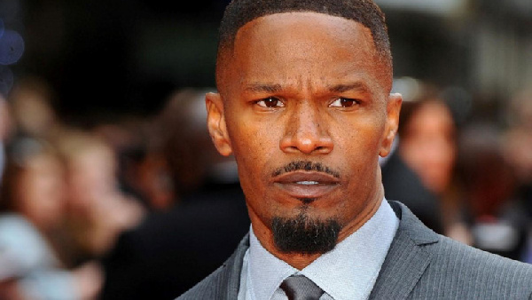 'I wanna bring my family to Ghana' - Hollywood star Jamie Foxx