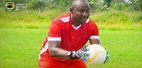 Goalkeeper coach Najawu Issah to Black Stars B