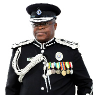 James Oppong-Boanuh, Inspector-General of Police
