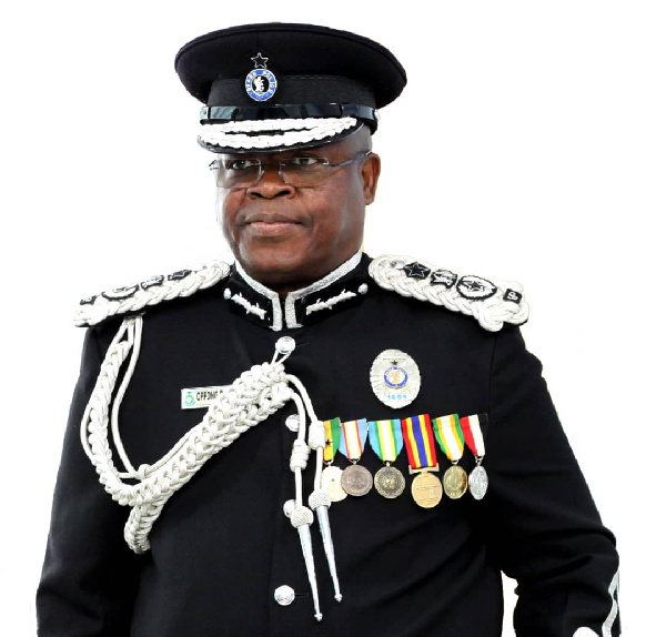 Work on your reputation - Akufo-Addo charges Ghana Police