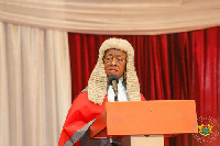 Chief Justice, Her Ladyship Sophia Akuffo