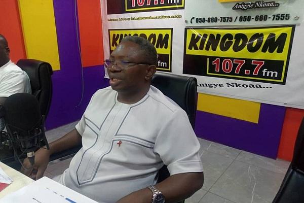 Director-General of Ghana AIDS Commission, Kyeremeh Atuahene