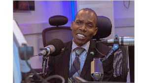 Matungwa Lwamwasha has admitted to distorting the translation of what was being said by Ramophosa